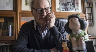 ¡Hasta siempre, Quino! Fallece el creador de Mafalda