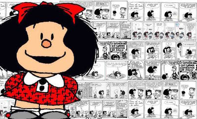 Falleció Quino, el dibujante argentino que dio vida a Mafalda