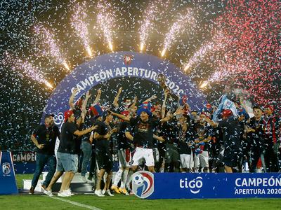 La FIFA congratula a Cerro Porteño por su título número 33