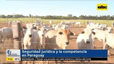 Enfoque Económico: Seguridad jurídica y la competencia en Paraguay