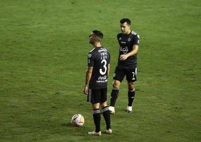 Olimpia, con dos casos de Covid-19 que serán bajas ante Santos