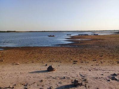 Nivel del río Paraguay preocupa: Sigue bajando y amenaza marca histórica