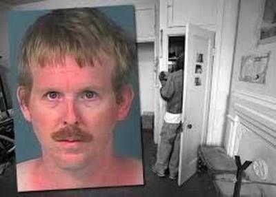 Un hombre de 36 años vivió más de un mes en el armario de su novia de 16 años