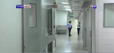 Covid-19: Inauguran pabellón de contingencia en el Hospital de Acosta Ñu