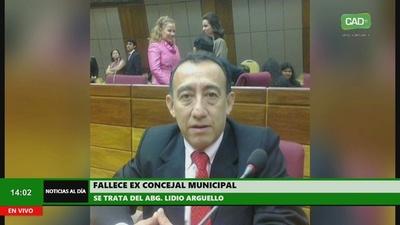 Fallece ex concejal de la ciudad de Concepción