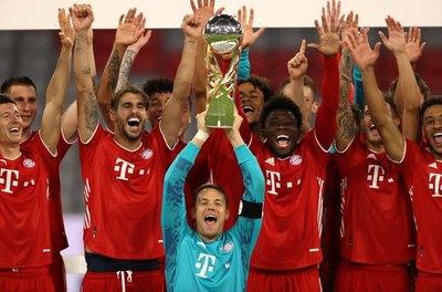 Bayern Múnich se impone ante el Dortmund y gana la Supercopa alemana