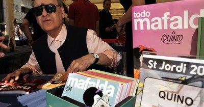 La Nación / Mafalda, el otro yo de Quino