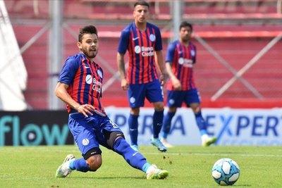 La gran jugada entre los Romero en el amistoso de San Lorenzo