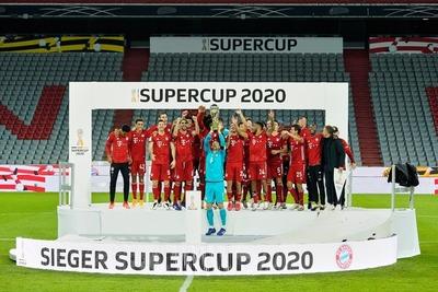 Bayern Múnich conquista su quinto título del año