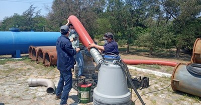 La Nación / Essap aumentará cantidad de electrobombas para garantizar provisión de agua