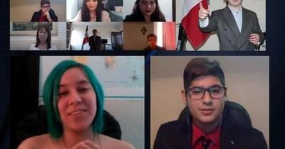 La Nación / Proyecto de investigación de estudiantes paraguayos se lleva galardón en México