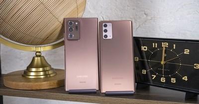 """La Nación / El Note20 de Samsung se suma al programa """"Cambialo por un Galaxy"""""""