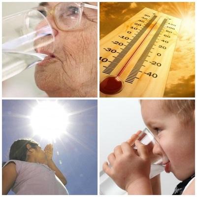 Consejos para no ser víctima de golpe de calor