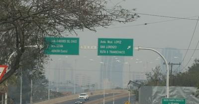 La Nación / Preocupa nivel de insalubridad de calidad del aire