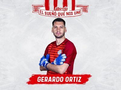 Gerardo Ortiz, convocado a la Albirroja