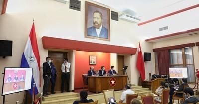 La Nación / Convencionales de la ANR se reunirán por primera vez de forma virtual el 14 de noviembre