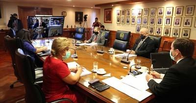 La Nación / Corte ratifica suspensión de jueza del Chaco por sospecha de cobro indebido de viático