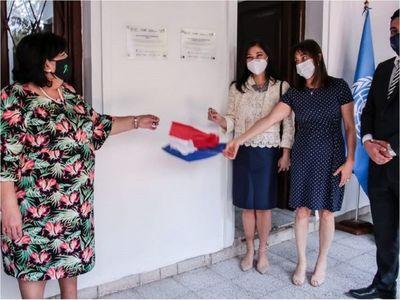 Ministerio habilitó sala de asistencia para niños, niñas y adolescentes