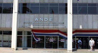 Septiembre es el último mes de exoneración de facturas de la ANDE