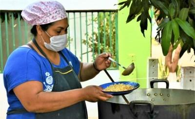 Más de 15.000 kits se distribuyeron a 1.353 ollas populares por Itaipu