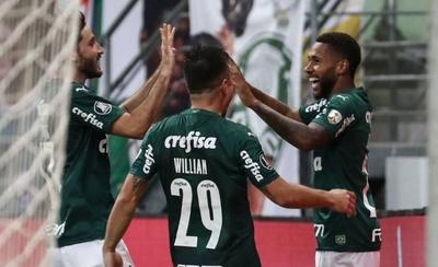 HOY / Palmeiras golea, garantiza clasificación y deja al Bolívar en el abismo
