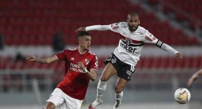 HOY / River Plate derrotó a Sao Paulo y se clasificó a octavos de final