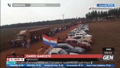 HOY / Abogado Darío Garcete, sobre el proyecto de distritación de Marangatú