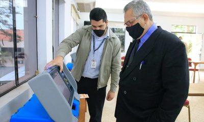 Habilitarán 135 mesas de votación para elecciones del Consejo de la Magistratura