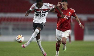 River venció a Sao Paulo y se instala en octavos