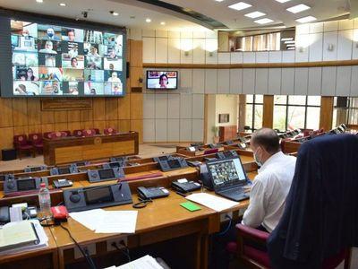 Senado no alcanza votos para rechazar distritación de Marangatu