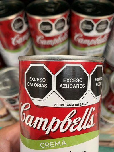 Nuevo etiquetado de alimentos comienza en México entre exceso de tensiones