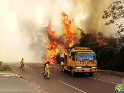 Un infierno en Areguá •