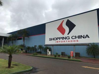 Shopping China anuncia reapertura de su local en Pedro Juan Caballero