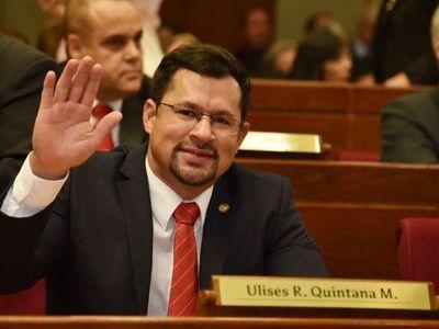 Jueza ratifica prisión preventiva del diputado Ulises Quintana, procesado por narcotráfico y otros delitos