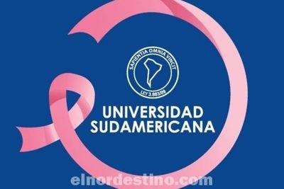 Universidad Sudamericana y la Campaña Octubre Rosa, el marco del mes de concienciación sobre el Cáncer de Mama