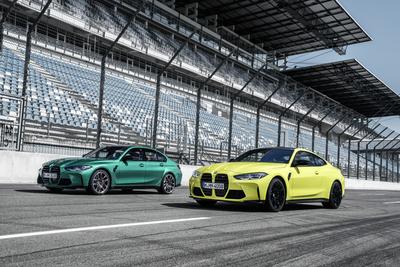 BMW presenta sus nuevos modelos de alto desempeño