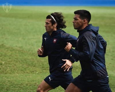 Cerro Porteño: 18 citados para despedir al Apertura