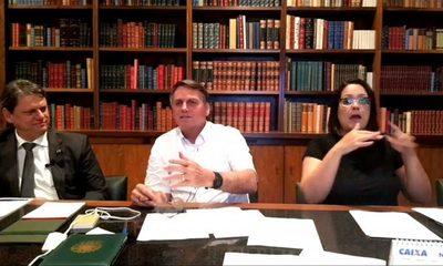 Bolsonaro confirma que vendrá él con Marito para abrir el puente de la Amistad, y mañana dan la fecha