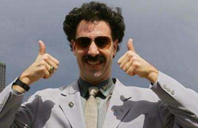 Confirmado: 'Borat 2' se estrenará antes de las elecciones de Estados Unidos y ya saca ronchas