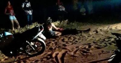 La Nación / Sicarios asesinan a un hombre en Capitán Bado