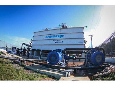 Essap garantiza agua en el verano con más bombas y plantas móviles