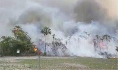 Advierten que cuadros respiratorios aumentarán con el humo de incendios en el ambiente