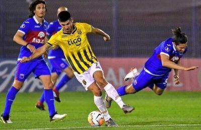 Guaraní logra su pase a octavos de la Libertadores