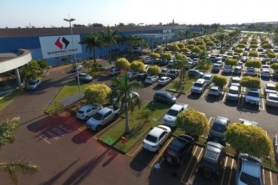 Luego de 7 meses de paro, Shopping China reabre en Pedro Juan Caballero