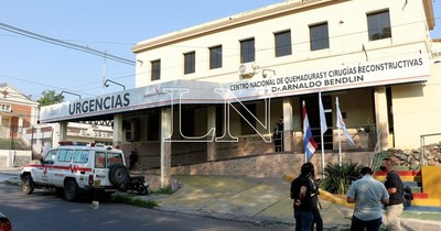 La Nación / Tres menores están internados en el Cenquer a raíz de la quemazón de basura