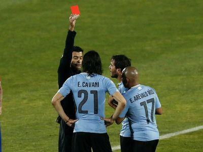 Cavani queda fuera de la lista de Uruguay para las Eliminatorias
