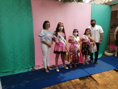 "En CAEIS realizaron la premiación de la ""Miss Primavera 2020"" – Prensa 5"