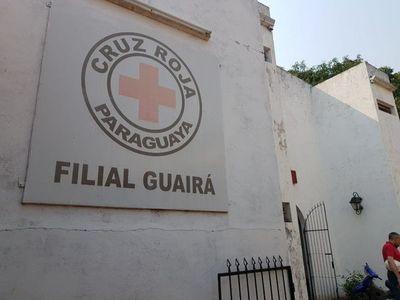 Organizan campaña de recolección de insumos para bomberos en Guairá
