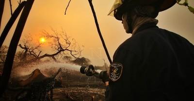 La Nación / Iniciativa que propone cárcel a incendiarios será definida la próxima semana