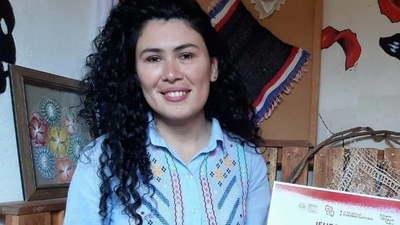 Elvira Martínez es candidata a intendente por Coronel Oviedo